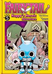 Fairy Tail: Happy's Heroic Adventure 5