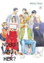 Nobo and her?, Volume 8