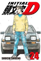Initial D 24