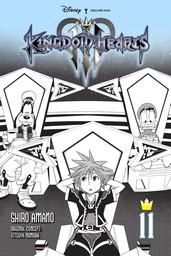 Kingdom Hearts III, Chapter 11 (manga)