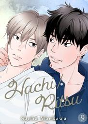 Hachi/Ritsu (Yaoi Manga), Chapter 9