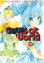 Cells at Work: Bacteria! 6