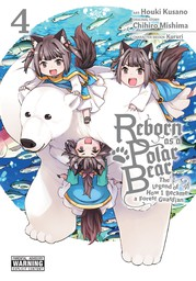 Reborn as a Polar Bear, Vol. 4