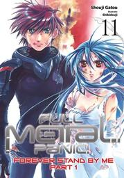 Full Metal Panic! Volume 11