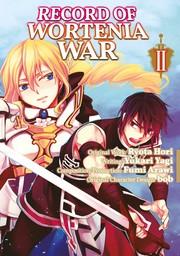 Record of Wortenia War Volume 2
