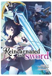 Reincarnated as a Sword Vol. 8