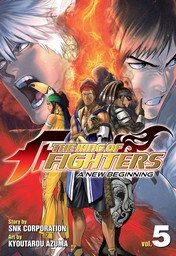 The King of Fighters: A New Beginning Vol. 5