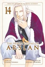 The Heroic Legend of Arslan 14