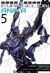 Neon Genesis Evangelion: ANIMA Vol. 5