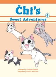 Chi's Sweet Adventures Volume 4