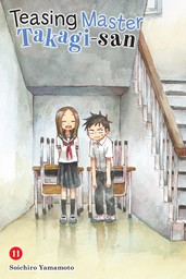 Teasing Master Takagi-san, Vol. 11