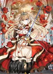 剣とティアラとハイヒール〜公爵令嬢には英雄の魂が宿る〜@COMIC 第1巻