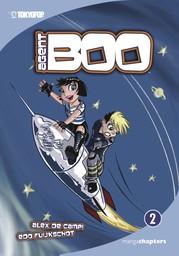 Agent Boo manga chapter book volume 2