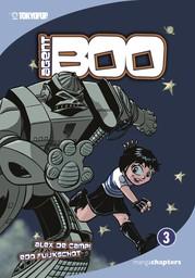 Agent Boo manga chapter book volume 3