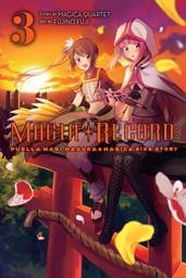 Magia Record: Puella Magi Madoka Magica Side Story, Vol. 3