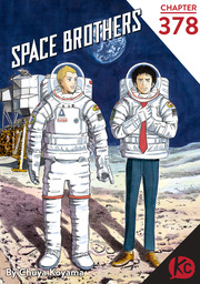 Space Brothers Chapter 378