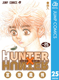 HUNTER×HUNTER モノクロ版 25